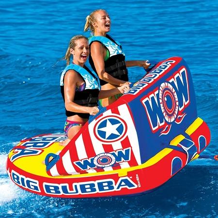 Wow Big Bubba Inflatable Towable 11 1150