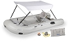 Sea Eagle 14sr Swivel Seat and Canopy Package Sport Runabout
