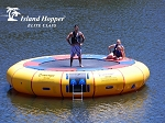20' Acrobat Water Trampoline - Island Hopper 20'PVCTUBE