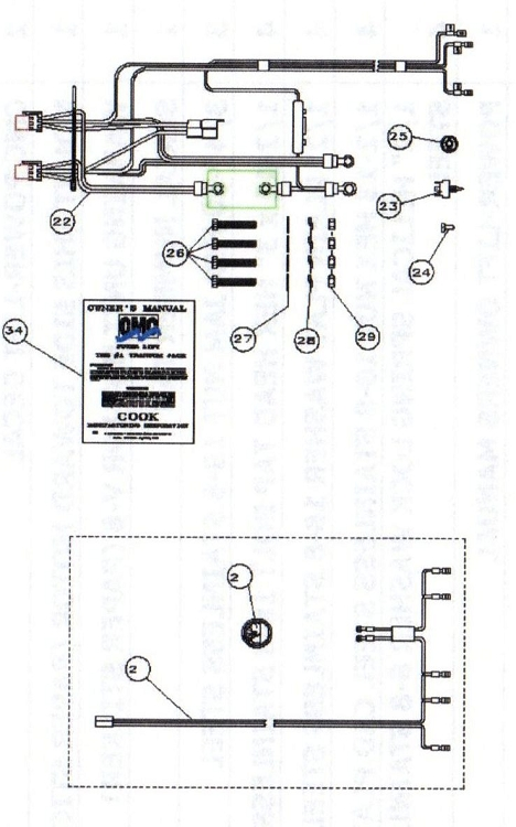 cmc pl 61302 replacement parts