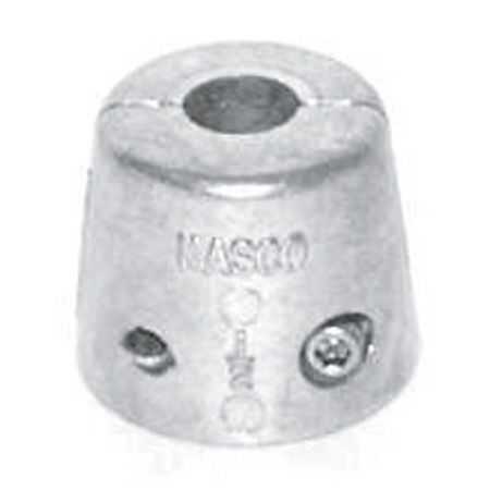 Kasco zinc anode part 2283465 for Kasco marine de icer motor