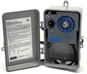 Kasco marine c 20 timer thermostat controller for kasco for Kasco marine de icer motor