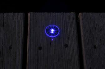 Lake Lite 4 Pack Solar Dock Dots Dock Lights