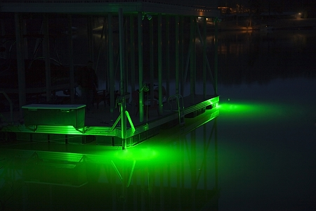 hydro glow ds 60 underwater submersible led dock lighting. Black Bedroom Furniture Sets. Home Design Ideas