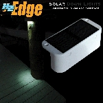 H2-TE4-WH Touchstone The Edge Solar Powered Down lights in White
