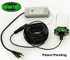 Hydro Glow SF 100 Underwater LED Dock Fishing Lighting with 50' cord
