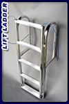 Lifting Dock Ladders
