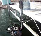Kasco marine universal dock mount 24385 for Kasco marine de icer motor