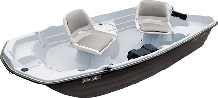 Sun Dolphin Pro 102 Small Fishing Boat