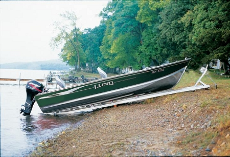 Roll N Go Model 750 Shore Ramp Rng750