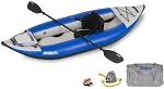 Sea Eagle 300x Explorer Pro Package Solo (1 seat 1 paddle)