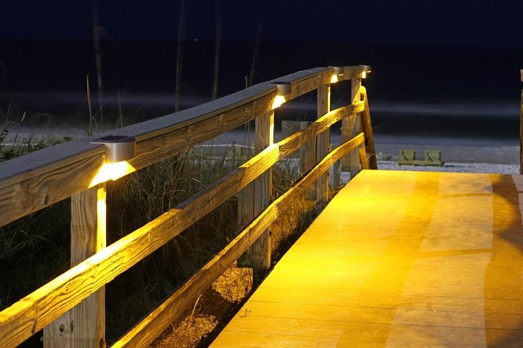 Lake Lite Solar Rail Light