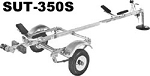 Trailex SUT-350-S Light Duty Small Boat Trailer For Boats Over 17 Feet