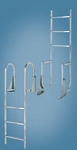 International Dock 7 Step Swing Ladder 2