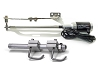 Powrtran Python Steering Unit 7800 with Steer tube Kit STK-100 NEW Package for 2017