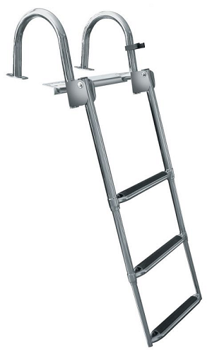 Jif Marine Fjl3 3 Step Premium Stainless Rear Entry
