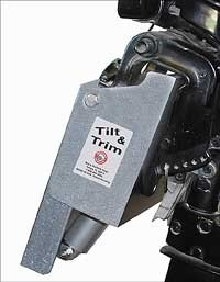 Bob's Machine Shop 100-700000 - Standard Series Clamp-On Motor Tilt and Trim (40HP) 100700000