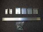 Trailex Box Mount Kit for SUT-250-M2. Not sold separately. Must ship with a Trailex Trailer