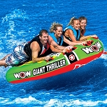 WOW Giant Thriller Inflatable Towable 11-1090