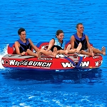 WOW Wild Bunch Inflatable Towable 11-1120