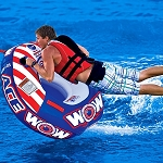 WOW Ace Inflatable Towable 11-1130
