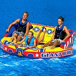 WOW Giant Bubba Inflatable Towable 11-1170