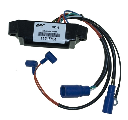 CDI Electronics Johnson Evinrude Power Pack CD4  113-2704