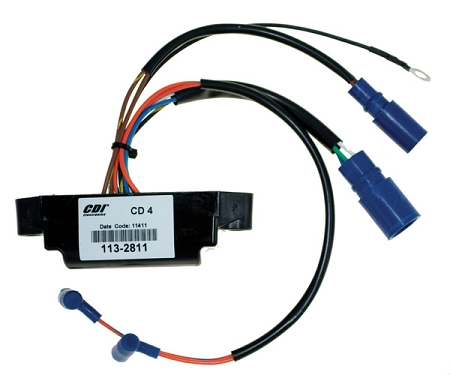 CDI Electronics Johnson Evinrude Power Pack CD4  113-2811