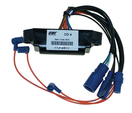 CDI Electronics Johnson Evinrude Power Pack CD3/6 113-2817