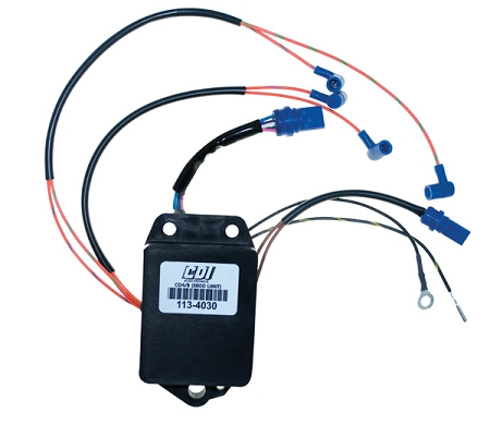 CDI Electronics Johnson Evinrude Power Pack CD4/8 113-4030