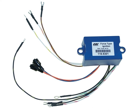 CDI Electronics Chrysler Force Ignition Pack - 2, 3, 4, 5 Cyl. 116-8301