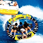 WOW XO Extreme Inflatable Towable 12-1030