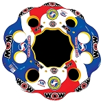 WOW Tube A Rama - 10 Person 12-2040