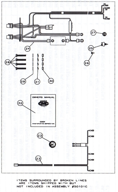 13001 R cmc pt 130 tilt and trim 13001 13002 parts s n pt014853 014857 cmc tilt and trim wiring diagram at edmiracle.co