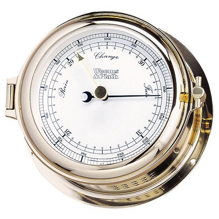 Weems & Plath Martinique Barometer 190700