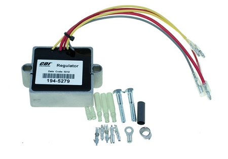 CDI Electronics Mercury Mariner Voltage Regulator 194-5279