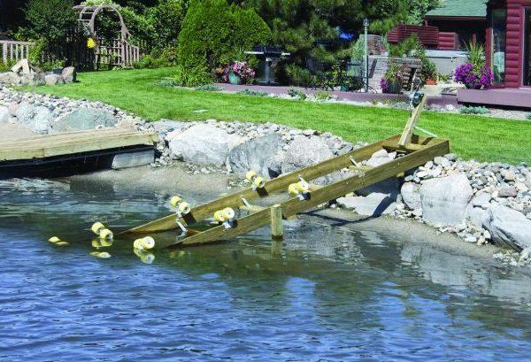 Shore Docker Boat Ramp Kit 2000