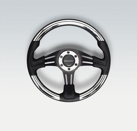 Uflex Nisida And Vivara Boat Steering Wheels