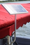 Lake Lite 20w-24v Solar Boat Lift Charging Kit  LL-SPCK-20W-24V