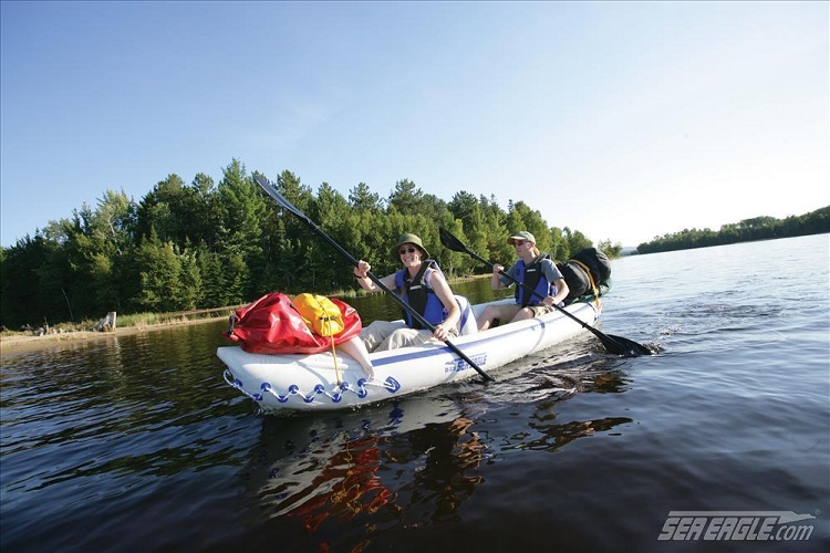 Sea Eagle Se 370 Pro Inflatable Kayak Our Most Popular 2
