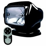 GOLIGHT Stryker  Model 30512 (Black) with Wireless Hand Held Remote and Magnetic Mount