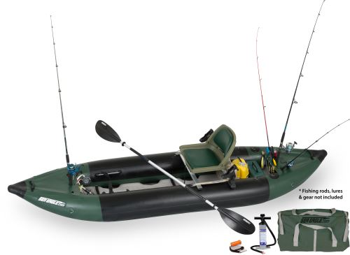 Sea Eagle 350fx Fishing Explorer Kayaks