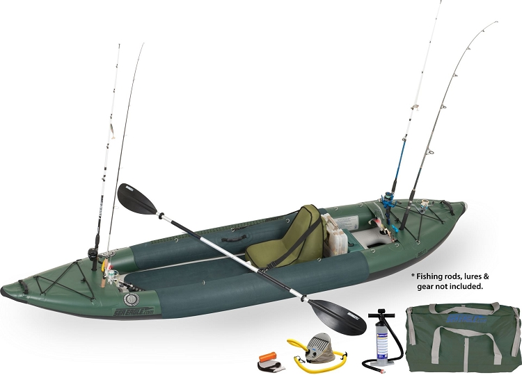 Swell Sea Eagle 385Fta Fasttrack Deluxe Solo Angler Series Beutiful Home Inspiration Xortanetmahrainfo