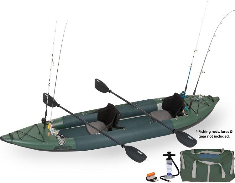 Sea Eagle 385fta FastTrack™ Pro Angler Series Fishing