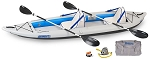 Sea Eagle 385ft FastTrack Deluxe Kayak Package 385FTK_D