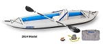 Sea Eagle 385ft FastTrack Deluxe Solo Kayak Package