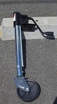 Trailex Adjustable Front Parking Jack (Rack Type). Not sold separately. Must ship with a Trailex Trailer 4-517