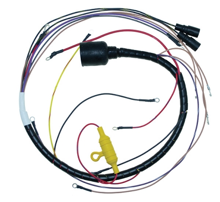 cdi electronics johnson evinrude harness 413 1483. Black Bedroom Furniture Sets. Home Design Ideas