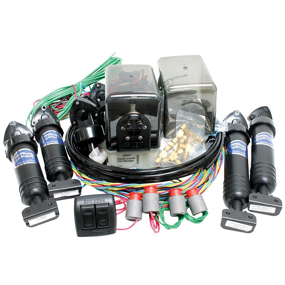 Bennett Trim Tab Hydraulic Hardware Pack H1170A
