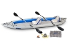 Sea Eagle 465ft FastTrack Deluxe 2 Person Kayak Package 465FTK_D2